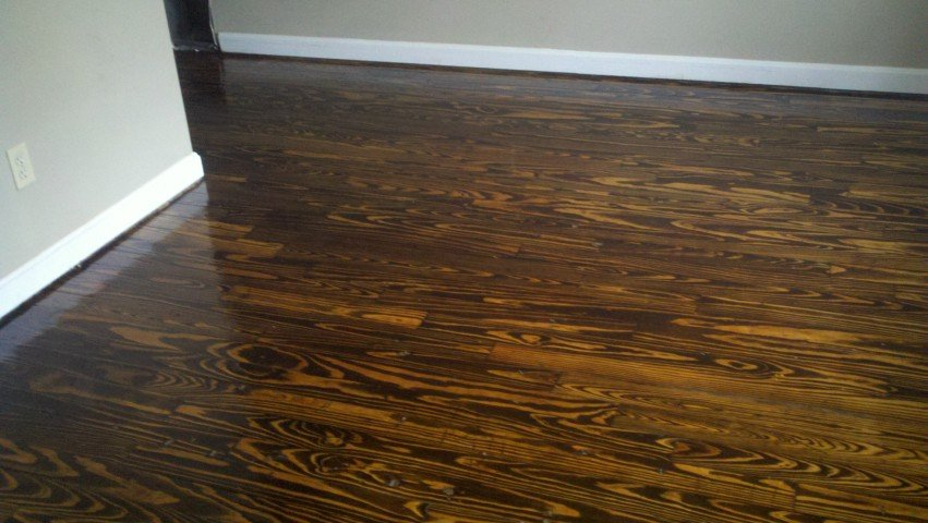 a beautifully refinished floor by fabulous floor san antonio