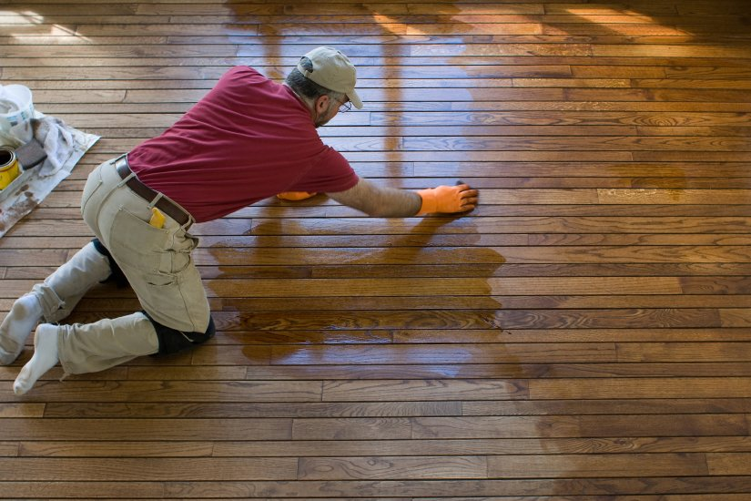 San Antonio wood floor refinishing