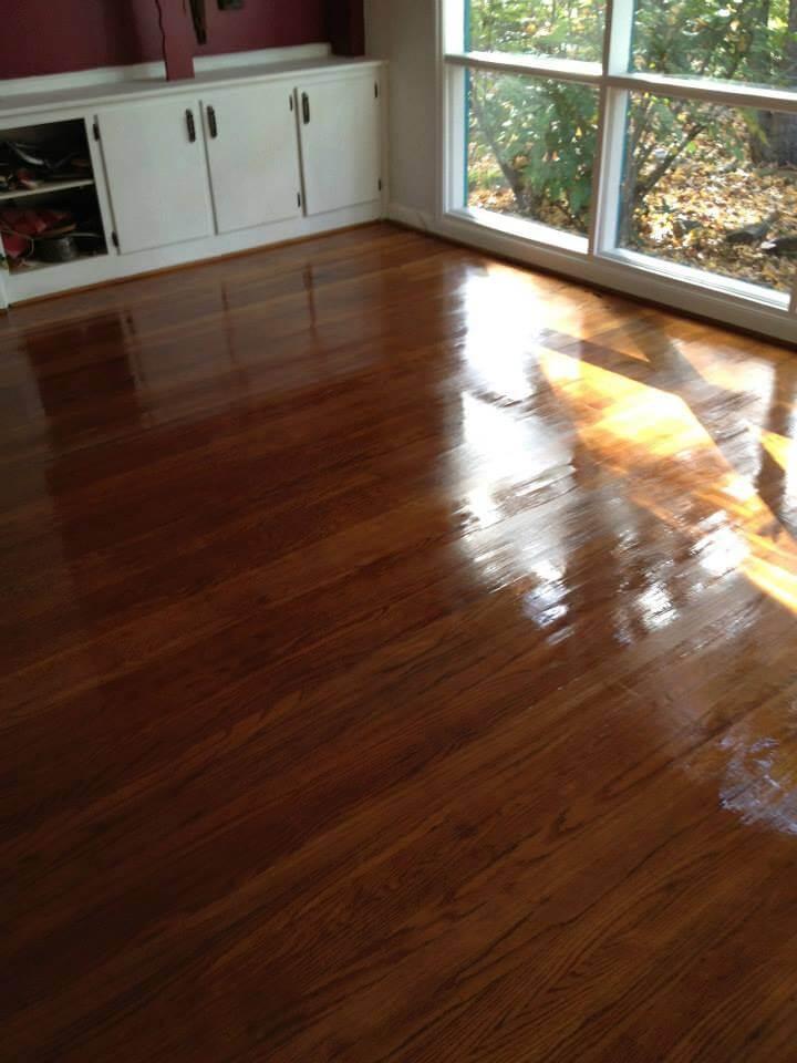 hardwood floor refinishing in Alamo Heights