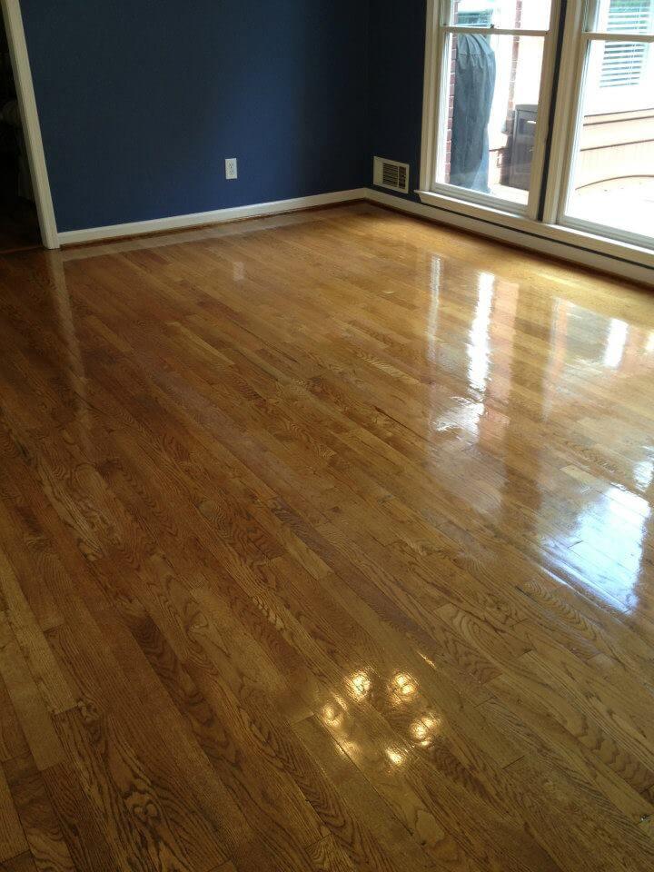 resurface wood floors in San Antonio, TX