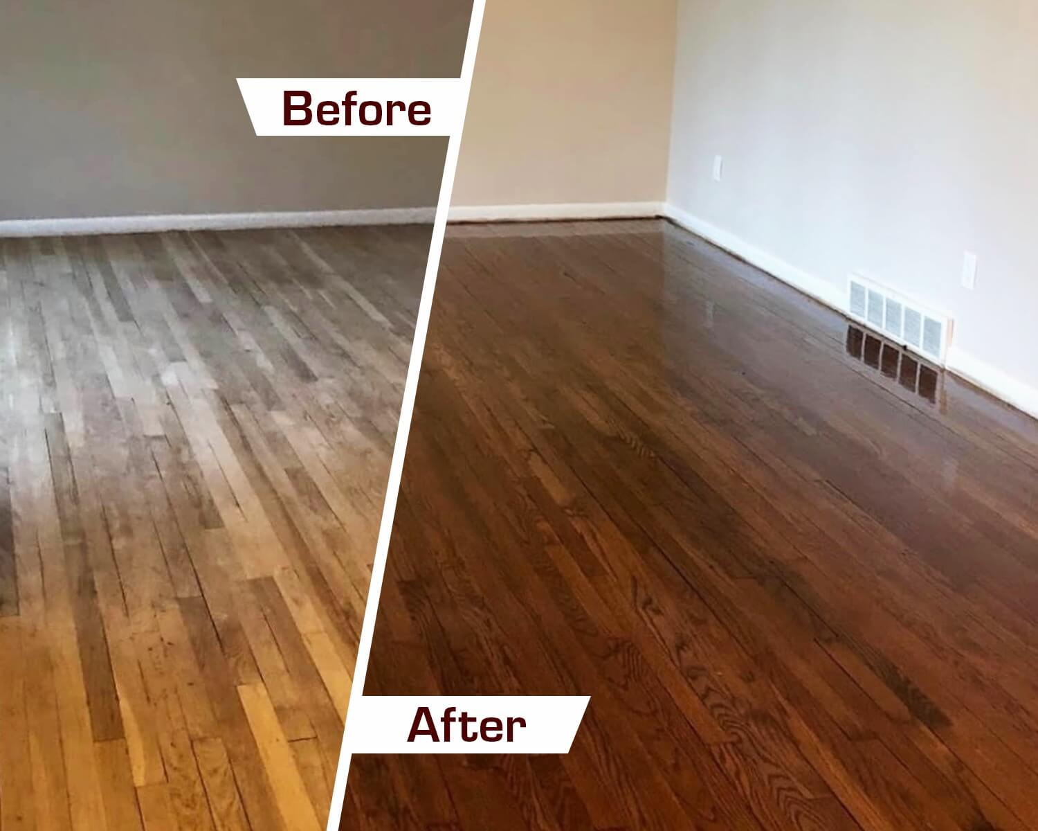 Hardwood Floor Refinishing Fabulous
