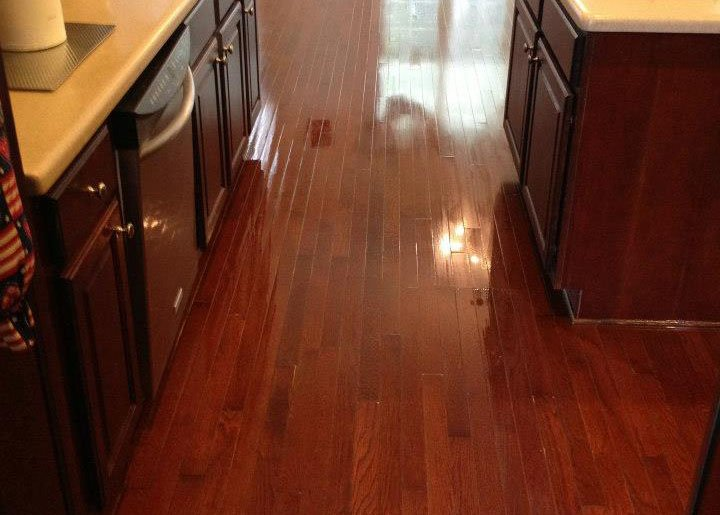 San Antonio wood floor resurfacer