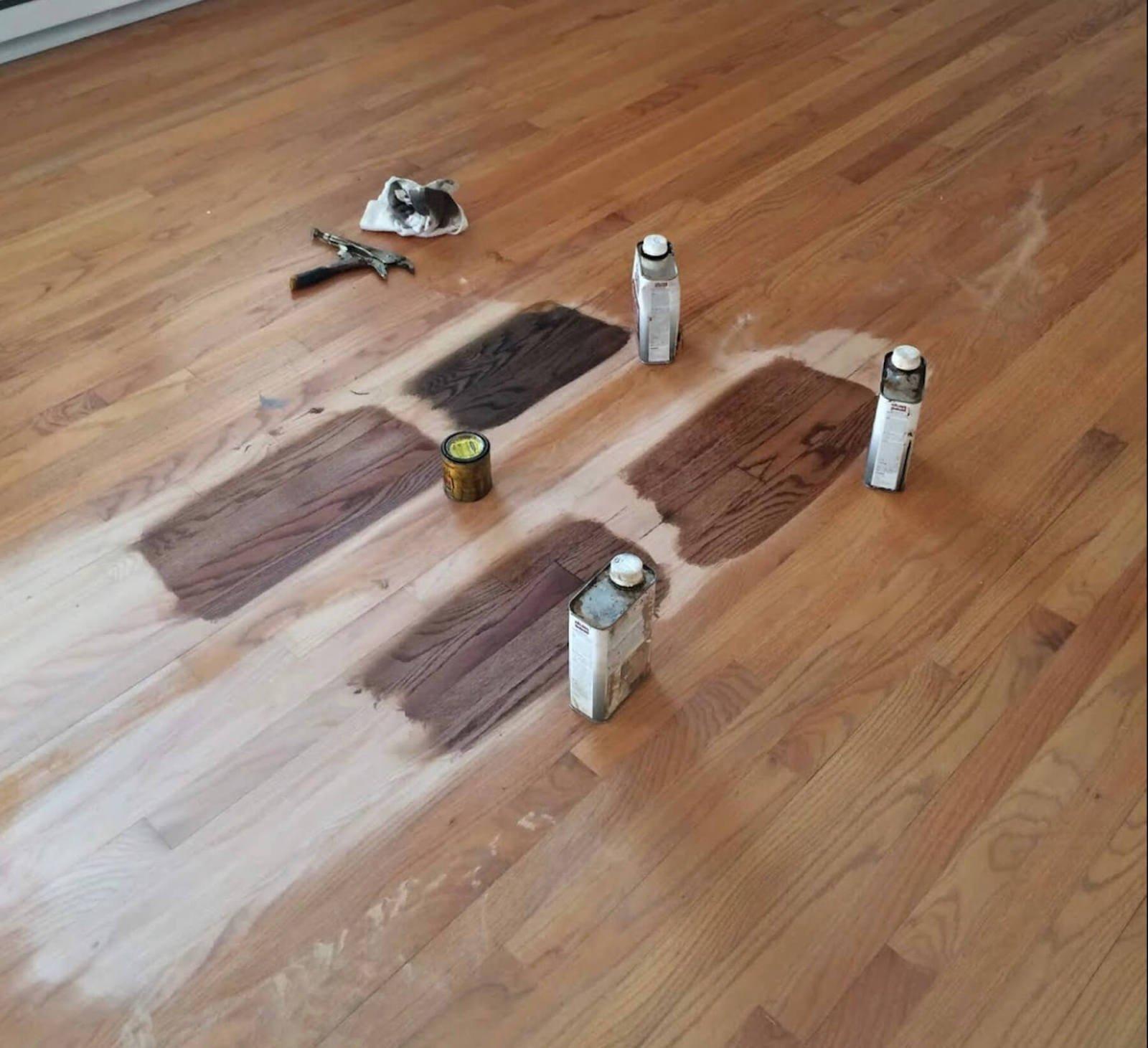 wood floor stains in san antonio